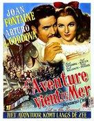 Frenchman's Creek - Belgian Movie Poster (xs thumbnail)