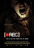 [Rec] - Mexican Movie Poster (xs thumbnail)