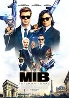 Men in Black: International - German Movie Poster (xs thumbnail)