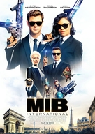 Men in Black: International - German Movie Poster (xs thumbnail)