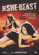 La sorella di Satana - DVD cover (xs thumbnail)