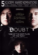 Doubt - DVD cover (xs thumbnail)