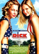 Dick - French Movie Poster (xs thumbnail)
