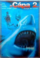 Jaws 2 - Hungarian Movie Cover (xs thumbnail)