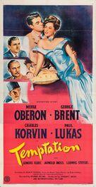 Temptation - Movie Poster (xs thumbnail)