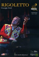 """Metropolitan Opera: Live in HD"" - Chilean Movie Poster (xs thumbnail)"