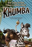 Khumba - British Movie Poster (xs thumbnail)