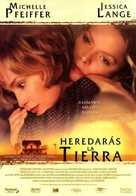 A Thousand Acres - Spanish Movie Poster (xs thumbnail)