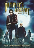 Cirque du Freak: The Vampire's Assistant - DVD movie cover (xs thumbnail)