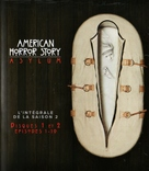 """""""American Horror Story"""" - French Blu-Ray movie cover (xs thumbnail)"""