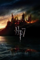 Harry Potter and the Deathly Hallows: Part I - Movie Poster (xs thumbnail)