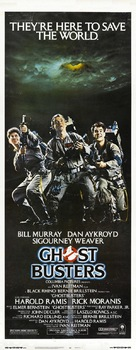 Ghost Busters - Theatrical movie poster (xs thumbnail)