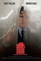 The House That Jack Built - Danish Movie Poster (xs thumbnail)