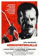 The Border - German Movie Poster (xs thumbnail)