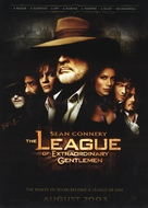 The League of Extraordinary Gentlemen - British Movie Poster (xs thumbnail)