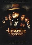 The League of Extraordinary Gentlemen - British Movie Poster (xs thumbnail)