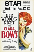 Her Wedding Night - Movie Poster (xs thumbnail)