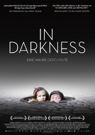 In Darkness - German Movie Poster (xs thumbnail)