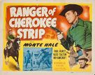 Ranger of Cherokee Strip - Movie Poster (xs thumbnail)
