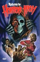 Return to Horror High - German DVD movie cover (xs thumbnail)