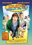 Dude, Where's My Car? - Danish Movie Poster (xs thumbnail)