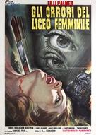 La residencia - Italian Movie Poster (xs thumbnail)