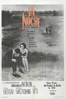 La notte - Argentinian Movie Poster (xs thumbnail)