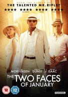The Two Faces of January - British Movie Cover (xs thumbnail)