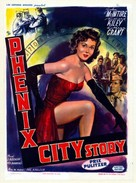 The Phenix City Story - French Movie Poster (xs thumbnail)