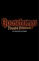 Goosebumps 2: Haunted Halloween - Logo (xs thumbnail)