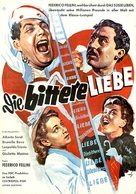 Lo sceicco bianco - German Movie Poster (xs thumbnail)