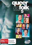 """Queer as Folk"" - Australian Movie Cover (xs thumbnail)"