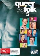 """""""Queer as Folk"""" - Australian Movie Cover (xs thumbnail)"""