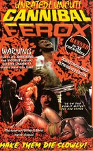 Cannibal ferox - VHS cover (xs thumbnail)