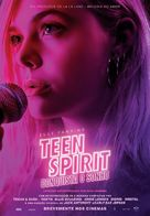 Teen Spirit - Portuguese Movie Poster (xs thumbnail)
