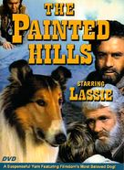 The Painted Hills - DVD cover (xs thumbnail)