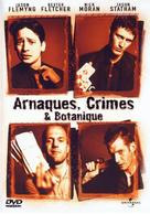 Lock Stock And Two Smoking Barrels - French Movie Cover (xs thumbnail)
