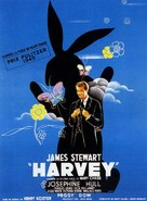 Harvey - French Movie Poster (xs thumbnail)