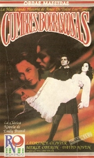 Wuthering Heights - Argentinian VHS movie cover (xs thumbnail)