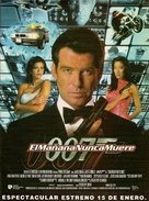 Tomorrow Never Dies - Argentinian Movie Poster (xs thumbnail)