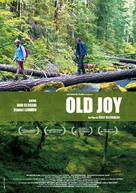 Old Joy - French Movie Poster (xs thumbnail)