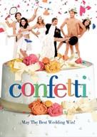 Confetti - DVD movie cover (xs thumbnail)
