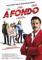 À fond - Spanish Movie Poster (xs thumbnail)