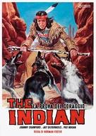 Indian Paint - Italian DVD movie cover (xs thumbnail)