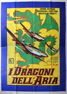 Dragonfly Squadron - Italian Movie Poster (xs thumbnail)