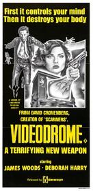 Videodrome - Australian Movie Poster (xs thumbnail)