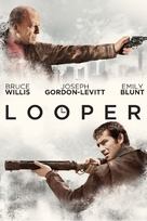 Looper - DVD movie cover (xs thumbnail)