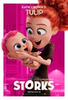 Storks - Movie Poster (xs thumbnail)