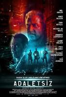 Dragged Across Concrete - Turkish Movie Poster (xs thumbnail)