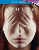 Oculus - Blu-Ray cover (xs thumbnail)